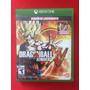 Dragon Ball Xenoverse Xv Xbox One Excelente Estado