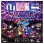 En Vivo / Banda Ms / Disco Cd Con 16 Canciones + Dvd