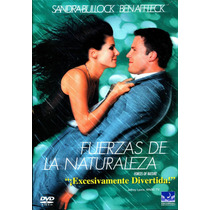Dvd Fuerzas De La Naturaleza ( Forces Of Nature ) 1999 - Bro