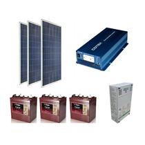 Planta Generador Solar Fotovoltaico 750w Alta Calidad