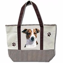 Bolsa De Manta Jack Russell - Hermosa Tote Bag!