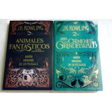 Animales Fantásticos Y Dónde / Los Crímenes  De Grindelwald