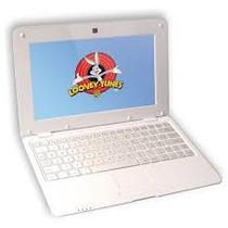 Netbook Looney Tunes Minilaptop Nueva Sellada Liquidación