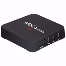 Mxq Pro Plus® Tv Box Caja 4k Octa Core Android 5.1 Bluetooth