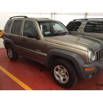 Jeep Liberty 2004 Sport Pintura Original