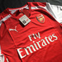 Jersey Arsenal Local 2015 Talla L Roja Puma