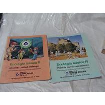 Libro Ecologia Basica Ii Y Iv , Minera Autlan