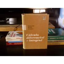 Cálculo Diferencial E Integral Libro