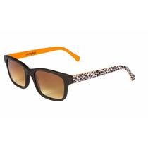 Lentes De Sol Look/see Black/safari-safety Orange