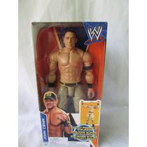 Figura Articulada Wwe Jonh Cena Mattel Original