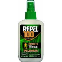 Repeler 100 Repelente De Insectos 4 Oz Pump Spray Botella In