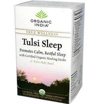 Orgánica De La India Tulsi Té Para La Salud Sleep 18 Conde