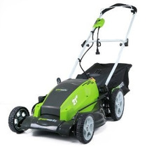 Greenworks 25112 13 Amp 21 Pulgadas Segadora
