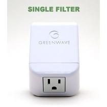 Greenwave Filtros Electricidad Sucio: Filtro Individual