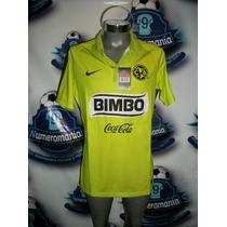Jersey Oficial Jugador Club América Nike Gala 2015 Code 7