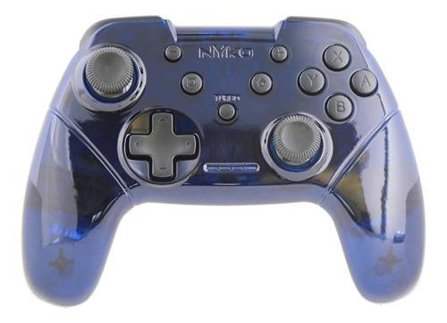Control Joystick Inalámbrico Nyko Wireless Core Switch Azul/blanco