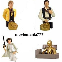 Coleccion De 5 Minibustos Star Wars Gentle Giant