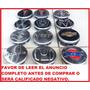 Emblemas Centros De Rin Diferentes Marcas Ford Vw Jeep Chevy