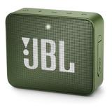 Bocina Jbl Go 2 Bluetooth Metalica A Prueba De Agua