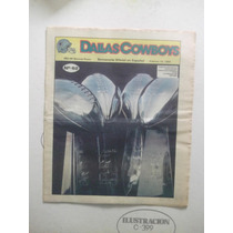Dallas Cowboys,semanario Oficial Febrero De 1994