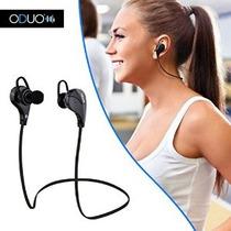 Oduo Flexone Inalámbricos Auriculares Bluetooth. Cargador De