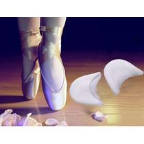 Protector De Silicon Gel Punta Zapatillas Ballet Pies