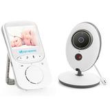 Camara Monitor Para Bebe Inalambrico Video Vision Nocturna