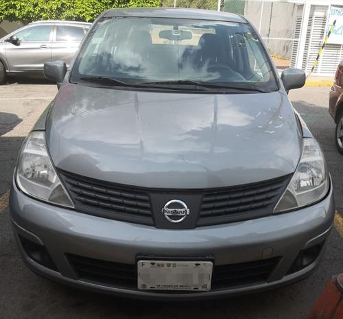 Nissan Tiida Comfort 2010  72500 Qambp