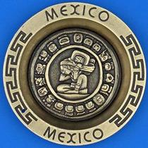 Plato De Adorno De Calendario Maya México