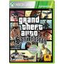 �� Grand Theft Auto San Andreas Para Xbox 360 �� En Bnkshop