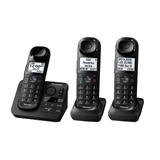 Telefono Inalambrico Panasonic Kx-tgl433b Triple Contestador