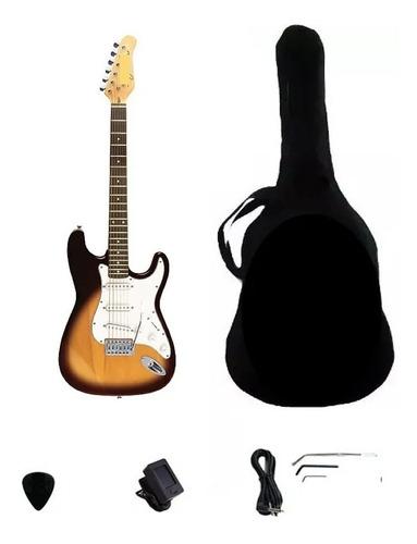 Guitarra Electrica Profesional Soundtrack Gts-120/accesorios