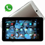 Tablet Celular 7 Liberada Dual Core 2 Sims Y Camaras Android