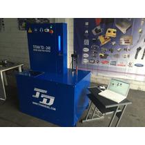 Laboratorio De Inyectores Diesel Heui Y Eui Titan Td-240