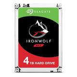 Disco Duro Interno Seagate Ironwolf St4000vn008 4tb