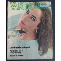 Revista, Vanidades Continental, 1965