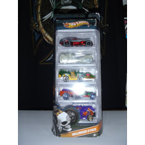 Hot Wheels Edicion Halloween 5pack 2011 Target Exclusive