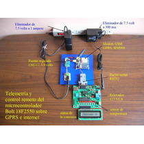 Kit Desarrollo Proyectos Gsm Gprs Tcp-ip Sim900 18f2550