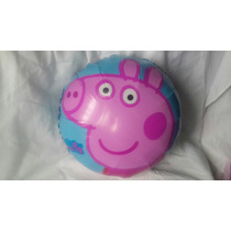 Globos 18 Peppa Pig, Kitty, Princesas, Superheroes 10 Pz