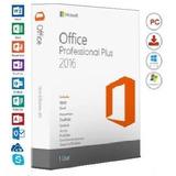 Office Profesional Plus 2016-