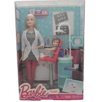 Barbie Dentista Odontologa 2016