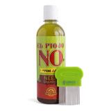 Shampoo Para Piojos 500 Ml + Peine Piojero El Piojo No