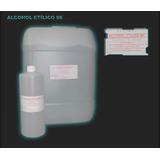 Alcohol Etílico 96 De Caña, Curación, Etanol Chimeneas 20lt