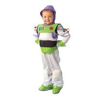 Buzz Lightyear De Vestuario - Gran Childs Platinum Fantasía