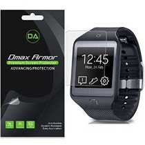 [3-pack] Dmax Armor- Samsung Galaxy Gear 2 Pantalla Neo Prot