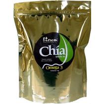 Semilla De Chia Premium - Sanitizada Para Consumo Directo -