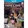 Minecraft Wii U Edition- Wii U Nuevo Y Sellado