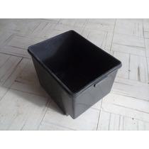 Cajas Plasticas Para Invernaderos. De 30cm Por 40cm Por 30cm