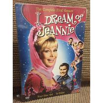 Mi Bella Genio I Dream Of Jeannie Temporada 1 Región 1 Dvddv