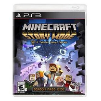 Minecraft: Modo Historia - Temporada Disco - Playstation 3